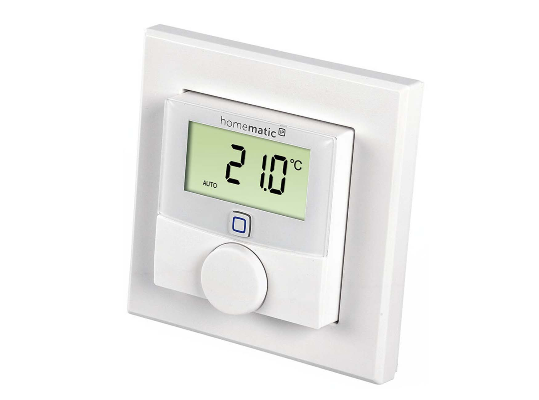 HomeMatic IP Funk Thermostat Aufputz