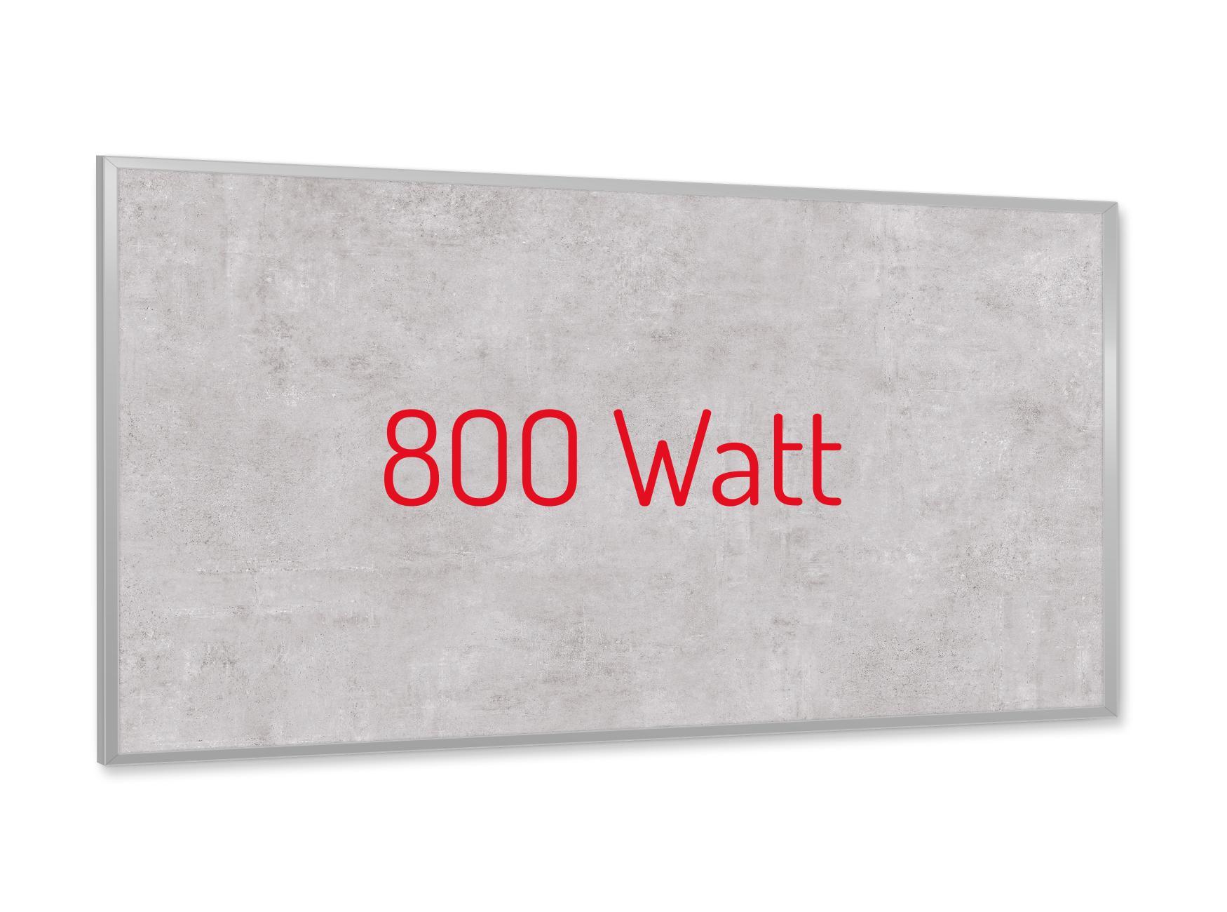 PowerSun Keramik Struktur Miami 800Watt 60x120cm