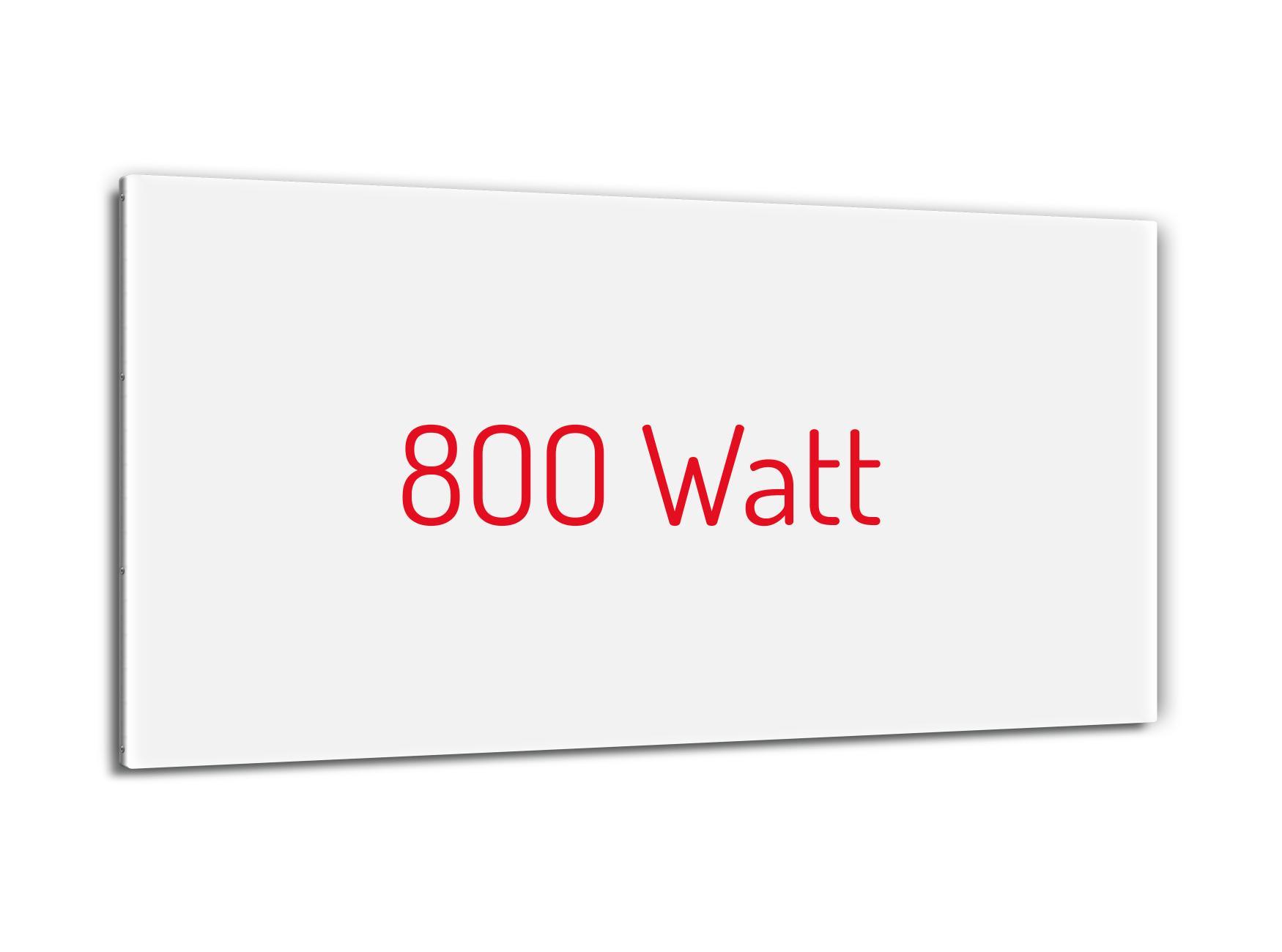 PowerSun Basic 800 Watt 60x120cm