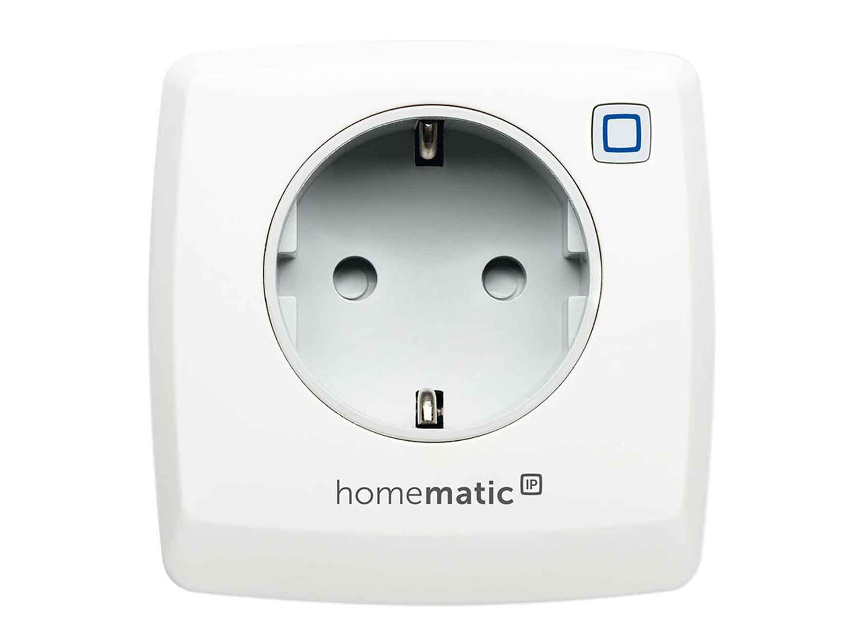 HomeMatic IP Funk Steckdosen Empfänger