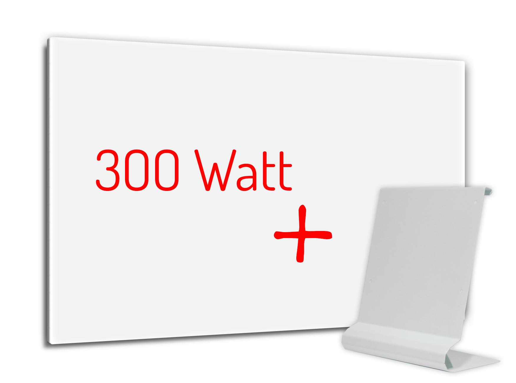 PowerSun Standheizung 300 Watt 40x60cm