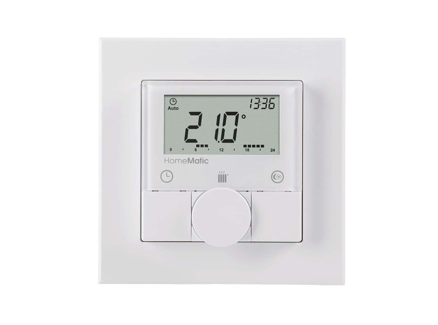 HomeMatic Funk Wandthermostat