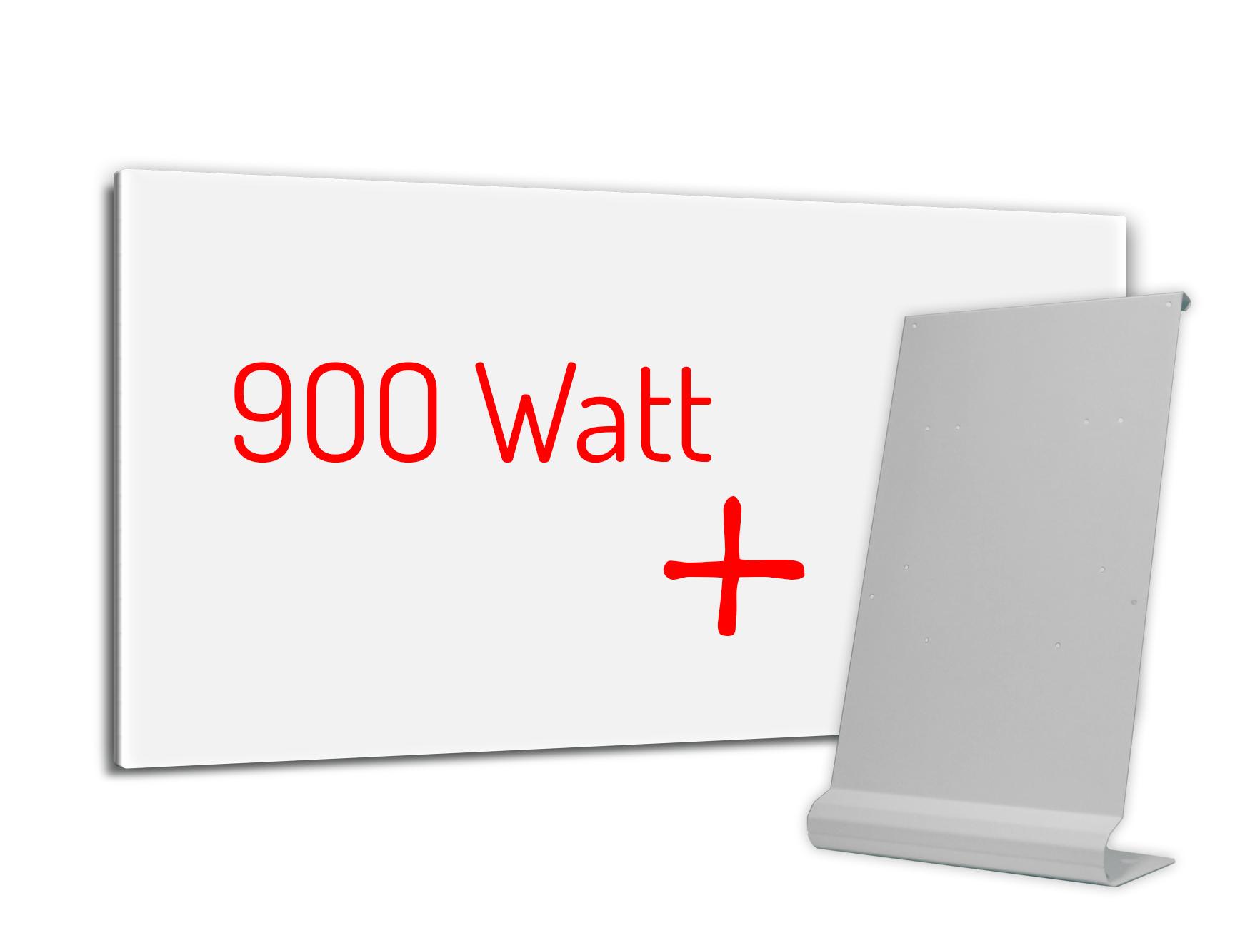 PowerSun Standheizung 900 Watt 60x120cm
