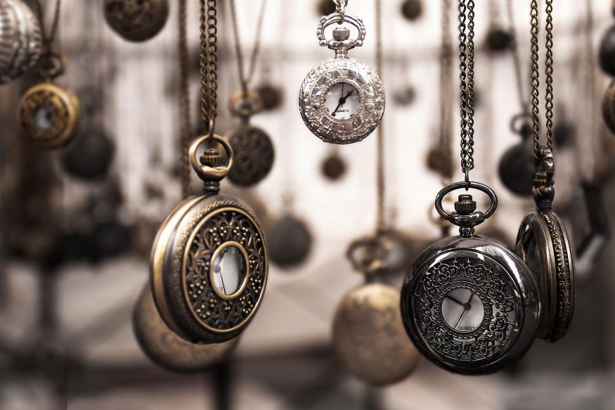 Motiv 026 - Taschenuhren