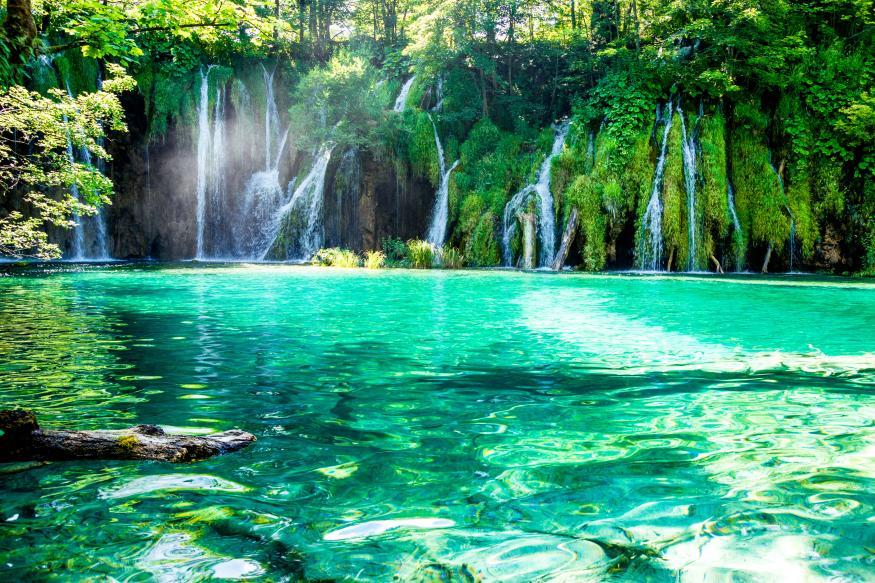 Motiv 001 - Wasserfall