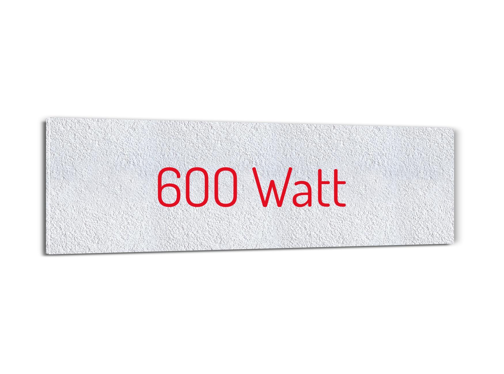 PowerSun Reflex 600 Watt 40x120cm
