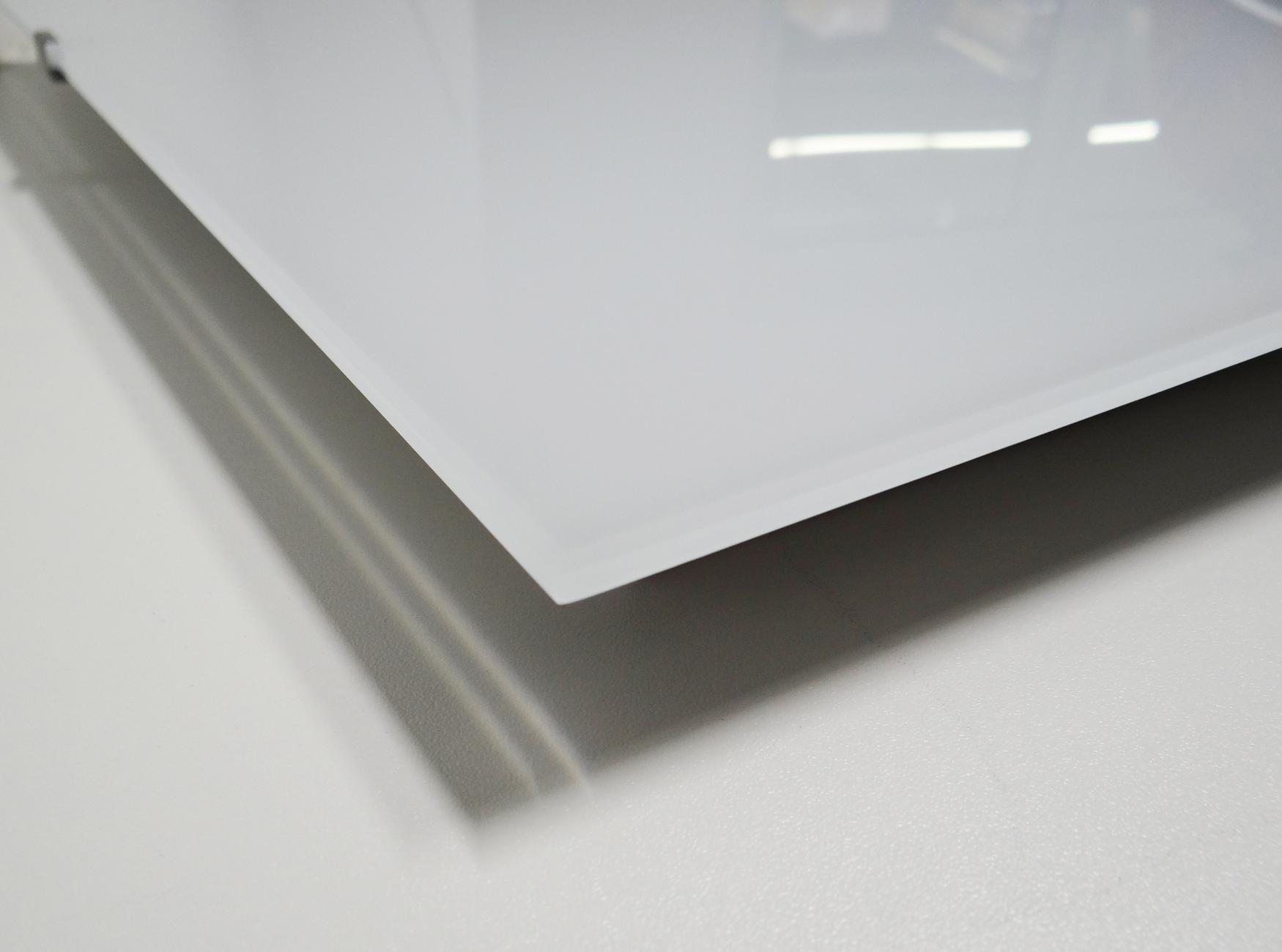 PowerSun Carboglas weiß 260 Watt 60x60cm