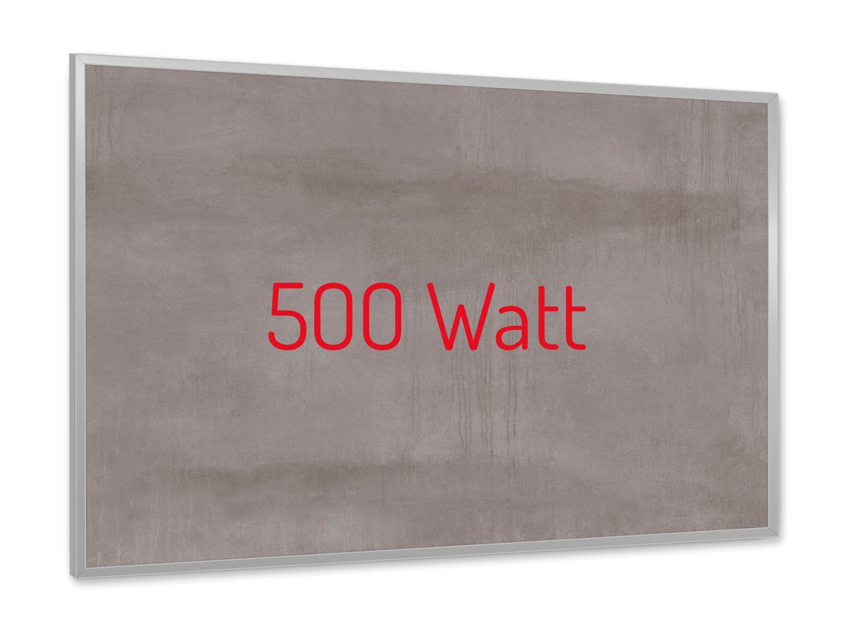 PowerSun Keramik Struktur Paris 500 Watt 60x90cm