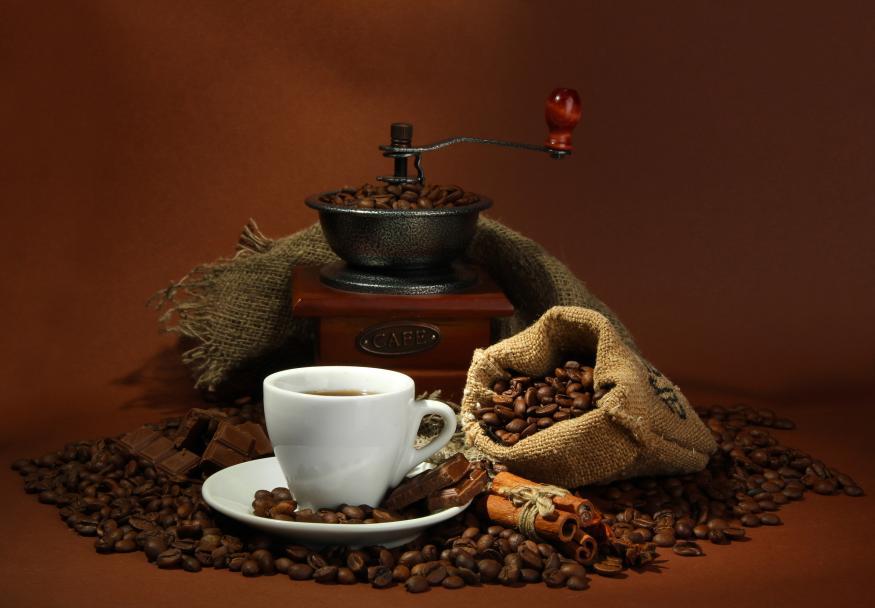 Motiv 040 - Kaffee