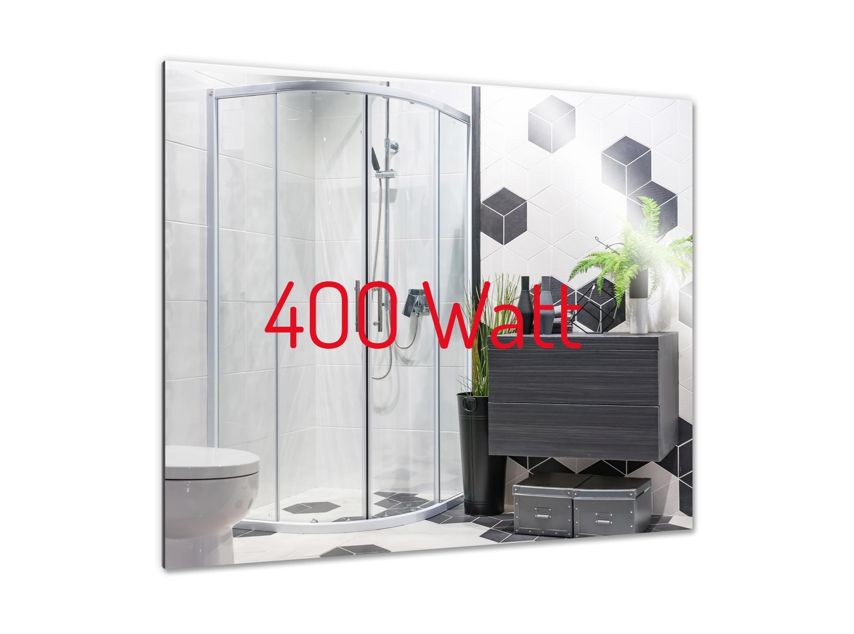 PowerSun Mirror rahmenlos 400 Watt