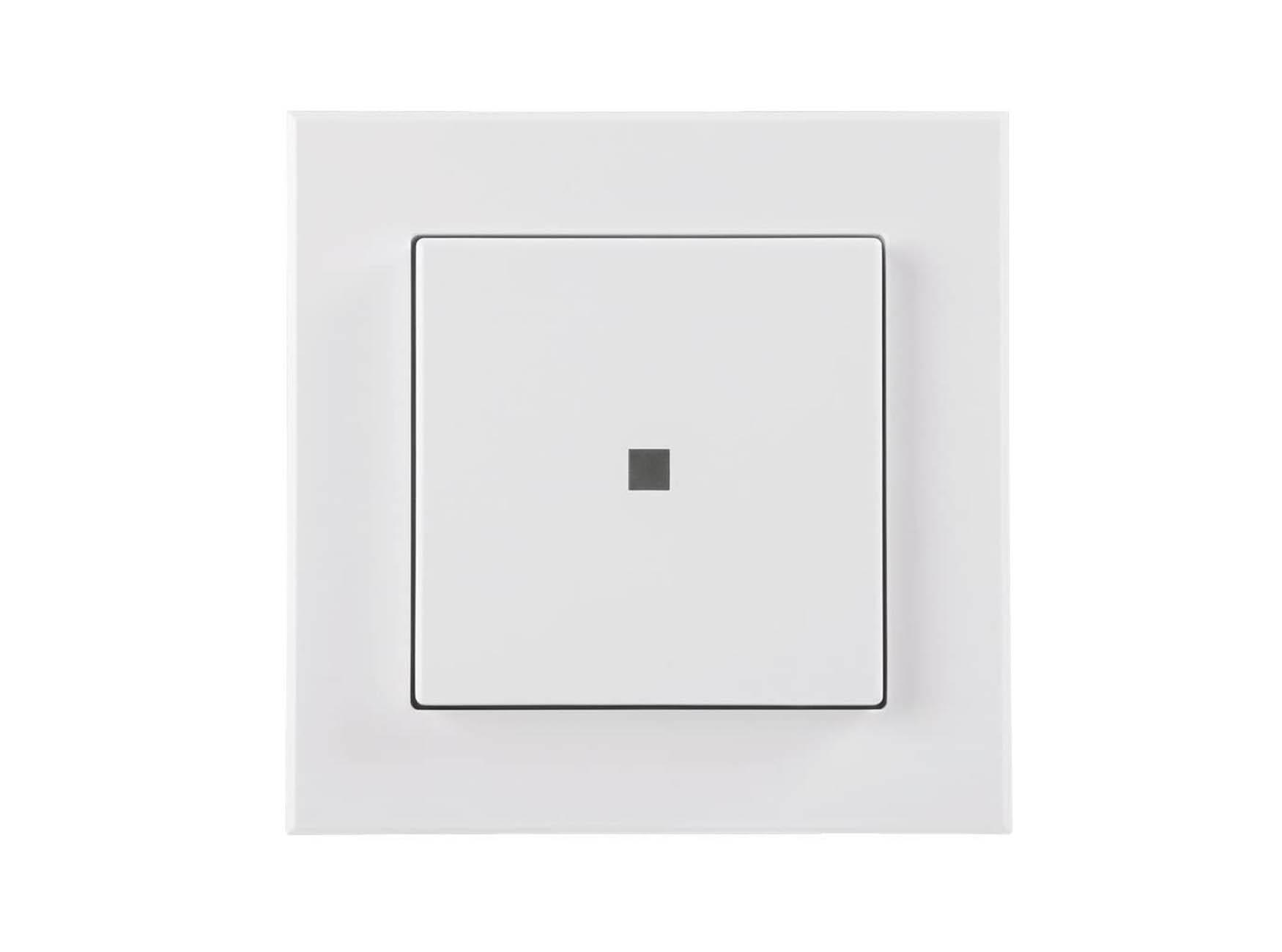 HomeMatic Funk Wandsender Lichtschalter