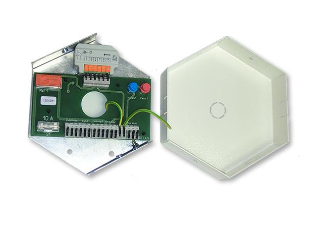 Licht- und Heizungsverteiler OS