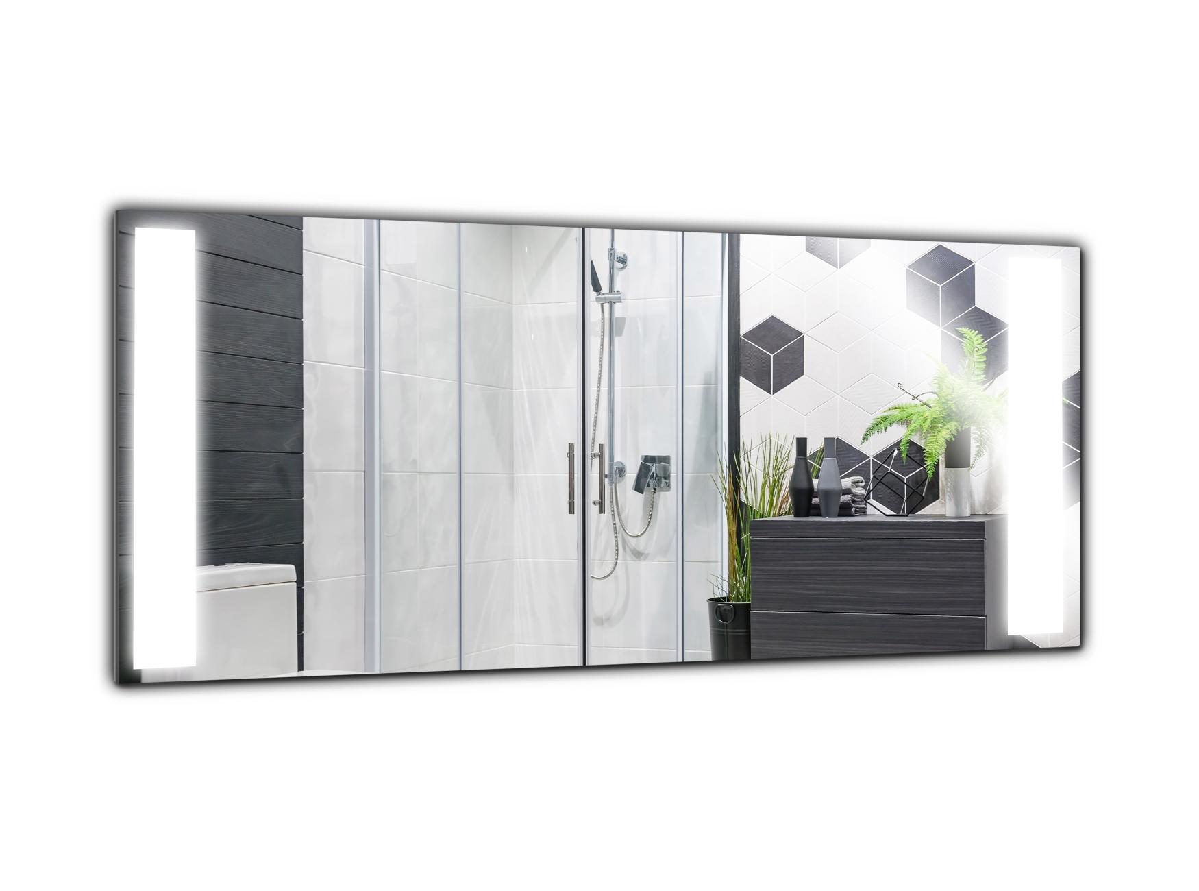 PowerSun Mirror LED rahmenlos 700 Watt