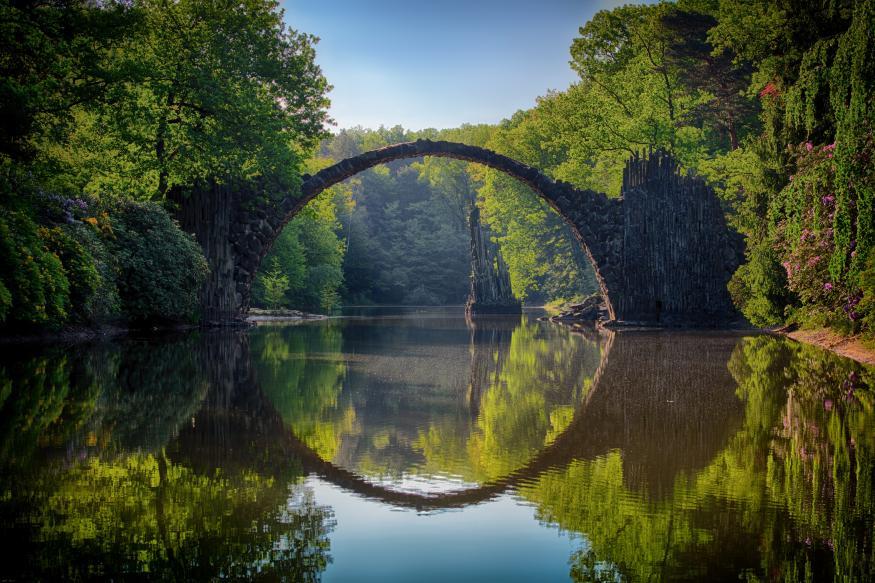 Motiv 016 - Brücke