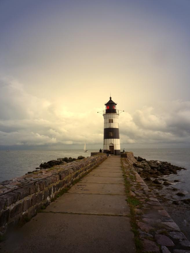 Motiv 048 - Leuchtturm