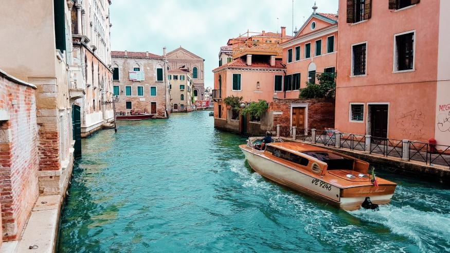 Motiv 031 - Venedig