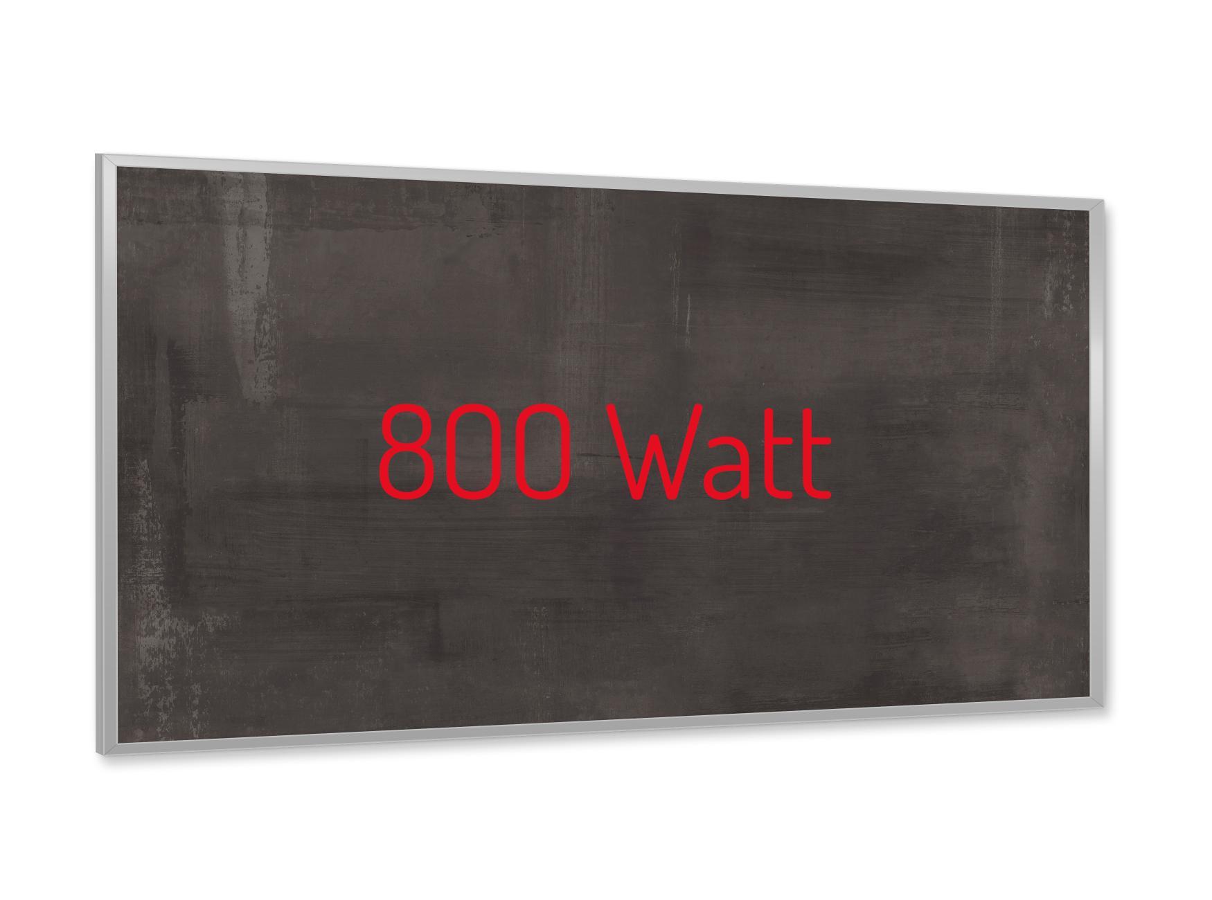 PowerSun Keramik Struktur NewYork 800 Watt 60x120cm