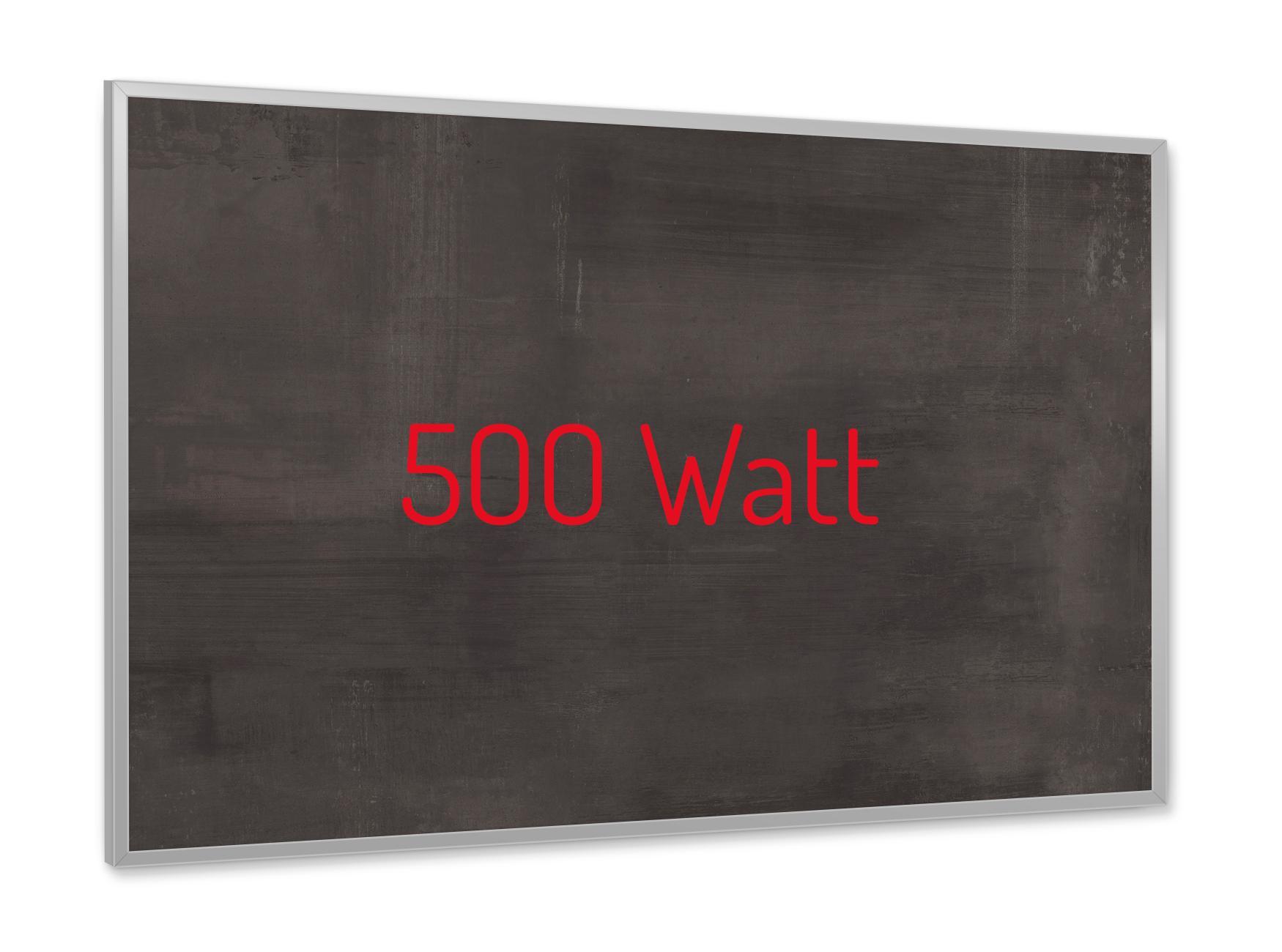 PowerSun Keramik Struktur NewYork 500 Watt 60x90cm