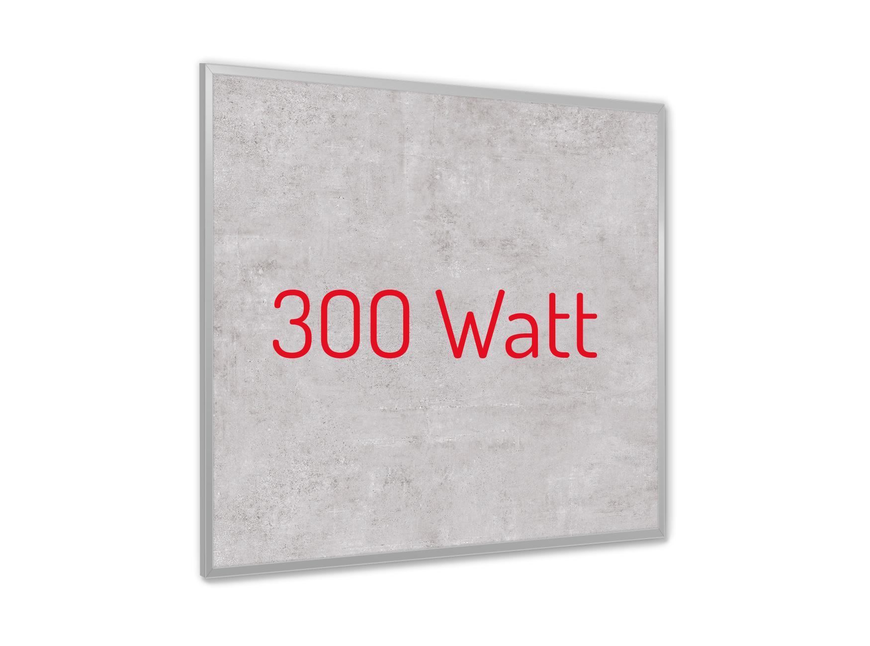 PowerSun Keramik Struktur Miami 300 Watt 60x60cm