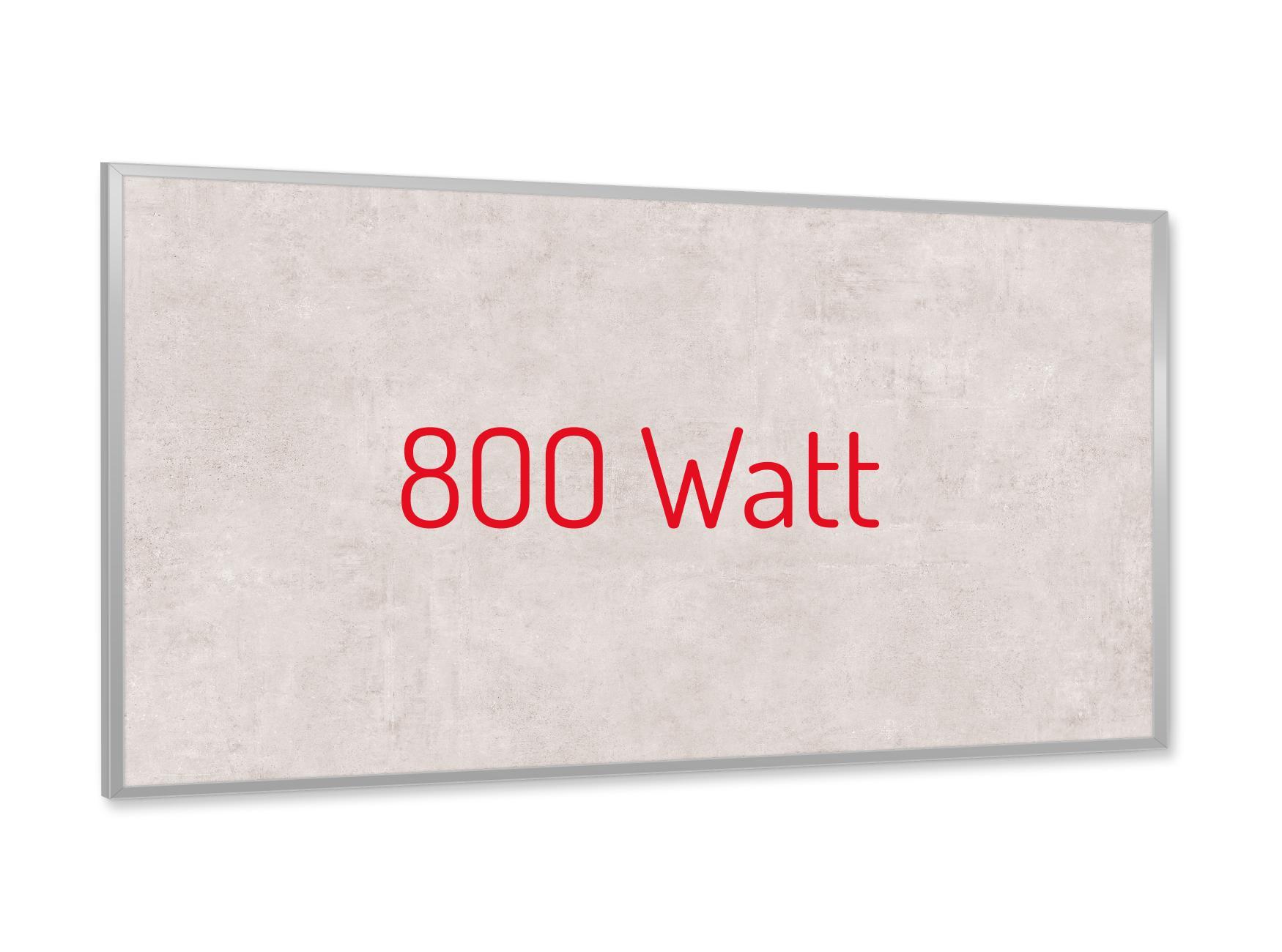 PowerSun Keramik Struktur Orlando 800 Watt 60x120cm