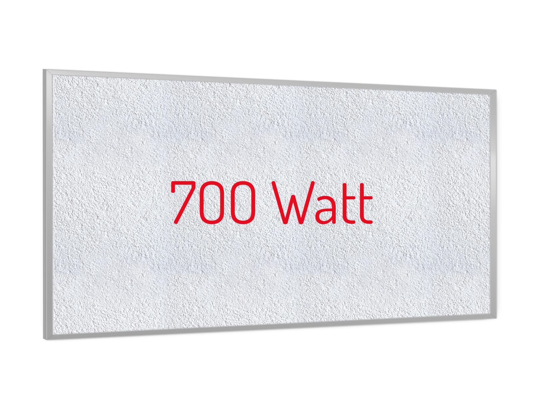 PowerSun Reflex 700  Watt 60x120cm